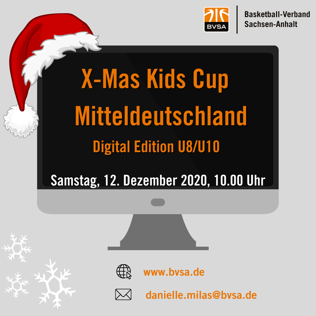 Digitaler X-Mas Kids Cup 2020
